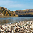 The Peace River as seen from the Cotillion Recreation Area.