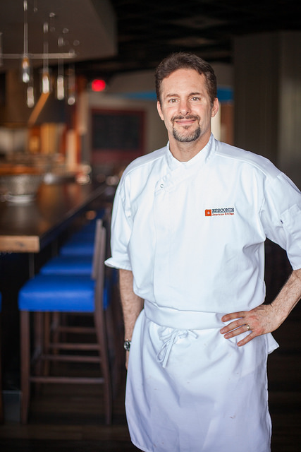 Chef Michael Rusconi.