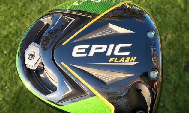 Callaway Epic Flash club