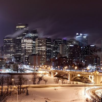 """There are so many sceneries and activities to discover in and around Calgary that you generally need more than one trip to experience them all,"" said Lindsay Gallant, manager at Earned Media in Calgary."