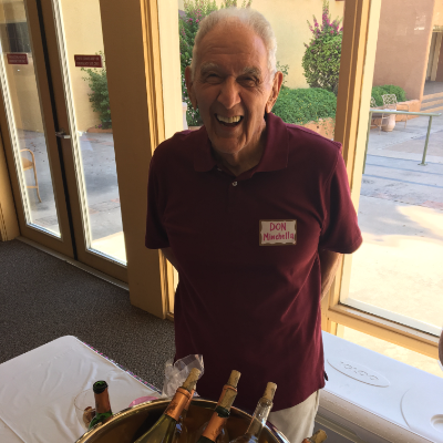 Winemaker Don Minchella