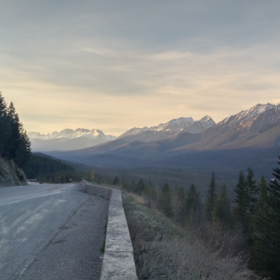Kootenay Valley Viewpoint is one of the sights to see within the Golden Triangle.