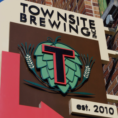 Townsite Brewery logo