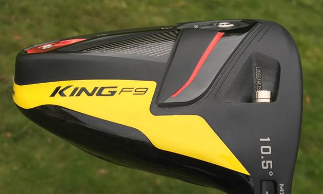 Close-up of the Cobra Driver