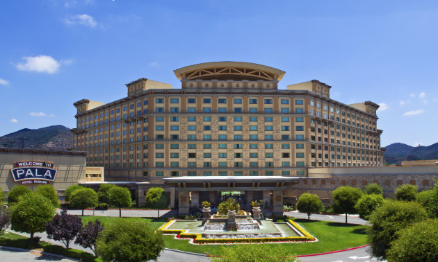 The Pala Casino Resort and Spa