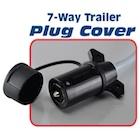 trailer plug cover