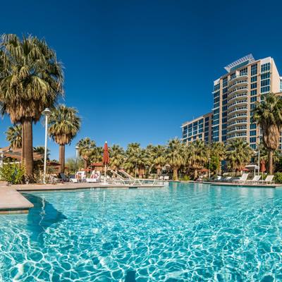 The Agua Caliente Casino Resort Spa in Rancho Mirage, California.