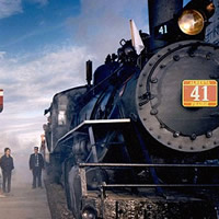 Alberta Prairie Railway includes a real-to-life train robbery and on-board entertainment