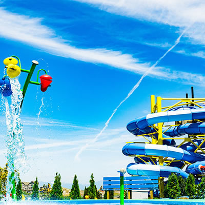 Big Splash Water Slide Park will be reopening in June of 2019. It has something for everyone, from splash rides to sports bars.