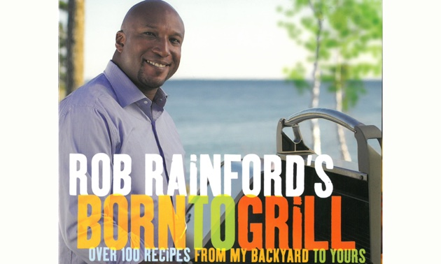 Born to Grill is packed full of your favourite classic tastes and new grilling ideas.