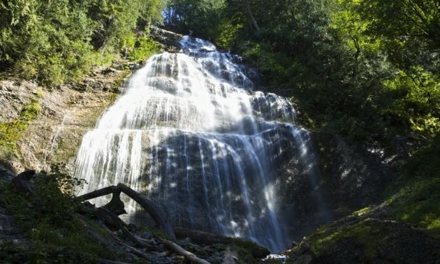Bridal Veil Falls Provincial park