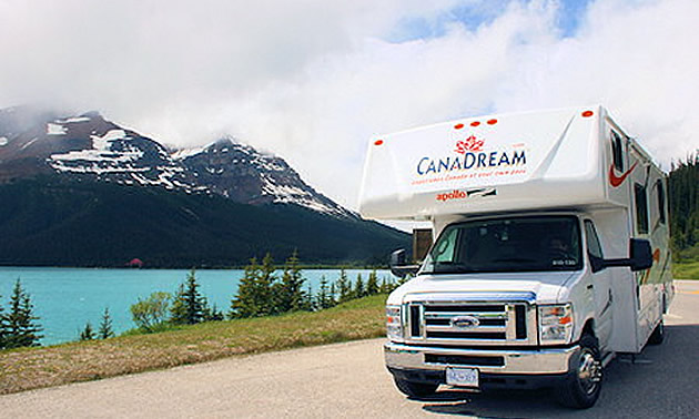 canadream rv and mountain view