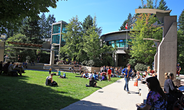Capilano University is not far from Capilano Rver RV Park. Students pressed for housing might consider the RV lifestyle.