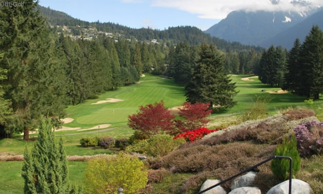 Capilano Golf and Country Club.