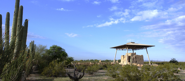 Casa Grande Ruins National Monument was the first cultural and prehistoric site to be protected by the United States government.