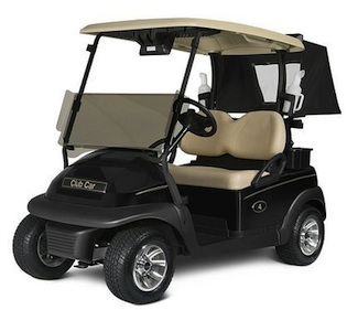 The Precedent i2 Club Cart.