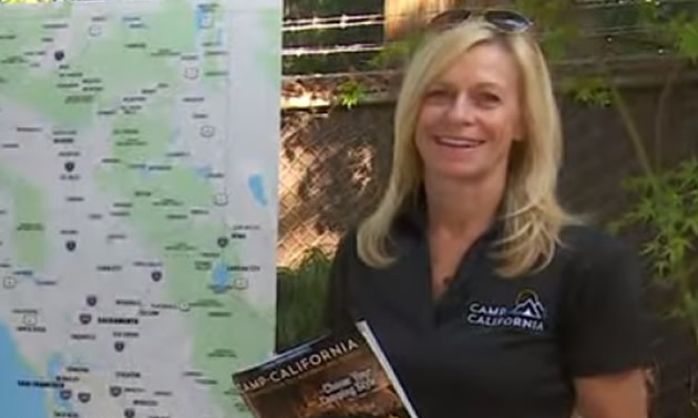 Dyana Kelley, President of CampCalNow.