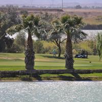 Rio Bend RV & Golf Resort in El Centro, California.