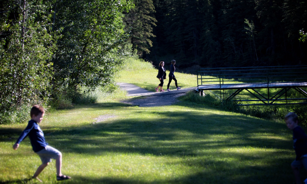 Fish Creek Community Forest