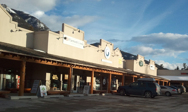 Shops at Fairmont Hot Springs