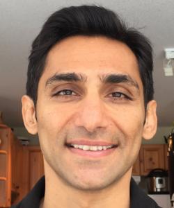 A headshot of Faisal Jhandir.