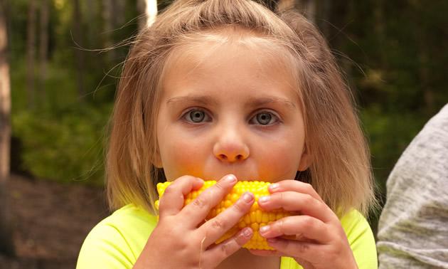 Kid-friendly foods make is easier for everyone.