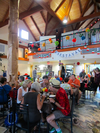 The annual Fiestival at the Christina Lake Welcome & Living Arts Centre in Christina Lake.