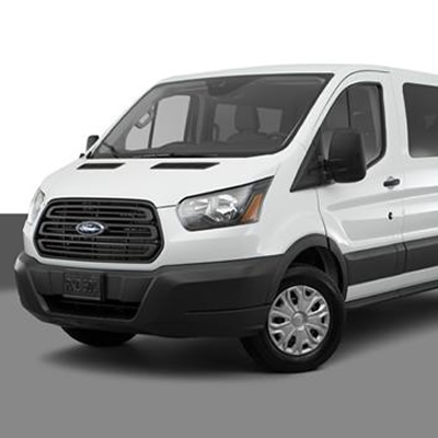 This is the popular Ford Transit 350 which the new Roadtrek will be built on
