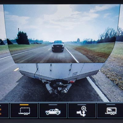 Interface for ASA Electronic/GMC trailering system.