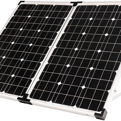 Portable Solar Panels made by Go Power!