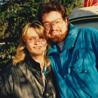 Franziska and Cliff Haberman love to travel, and have been RVers since their honeymoon days.