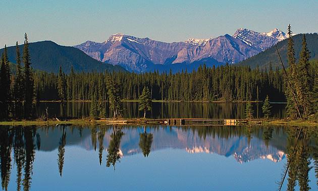 Camping In Hinton Alberta Rvwest