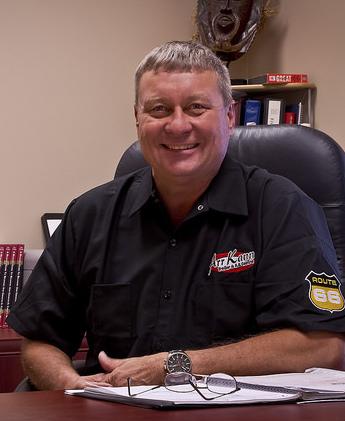 Ken Friedenberg, owner of Arrkann RV and Trailer Centre