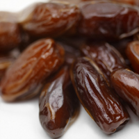close up of dates