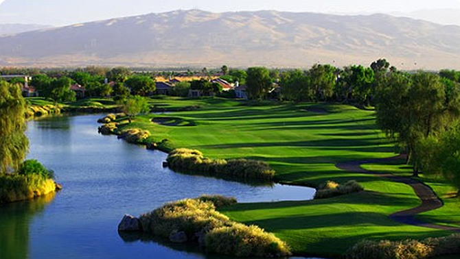 Mission Hills North – Gary Player Signature Course – Rancho Mirage – Black tees 7,062