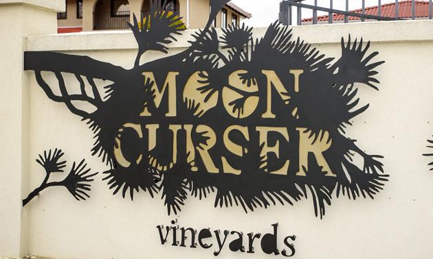 Moon Curser Vineyards is an award-winning winery in Osoyoos, B.C.