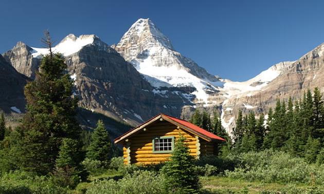 Assiniboine Lodge.