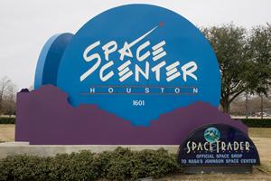 NASA Space Centre in Houston, Texas
