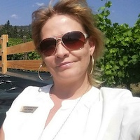 Natasha Mitchener, owner/operator of Wine Tours Gone South.