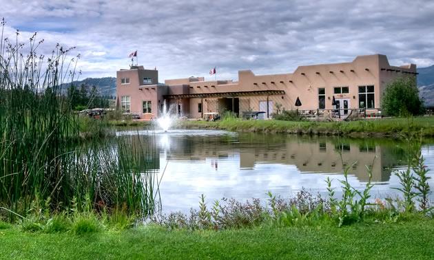Canyon Desert Golf Course