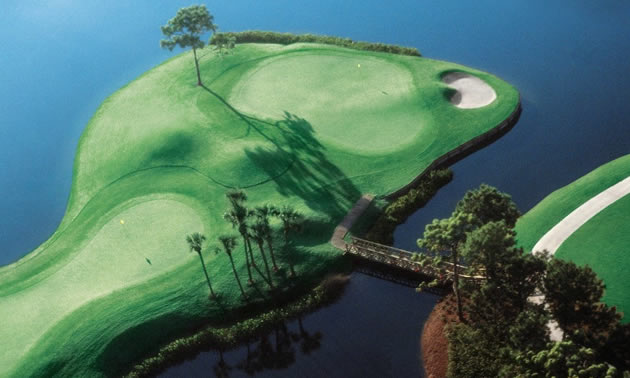 Orlando School Golf Instruction & Rounds of Golf will be held at Hawk's Landing Golf Club.