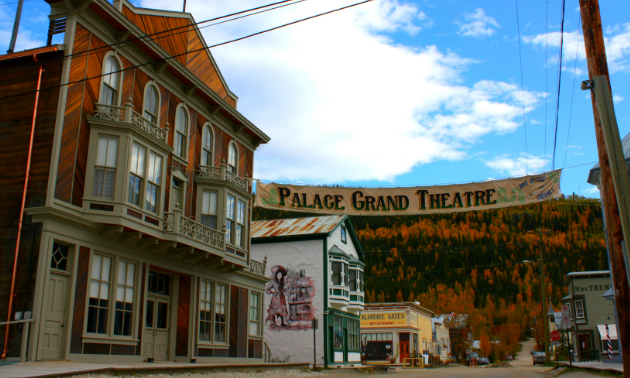 The Palace Grand Theatre