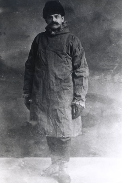 Archived picture of Captain Francis Patrick Armstrong (circa 1859-1923).