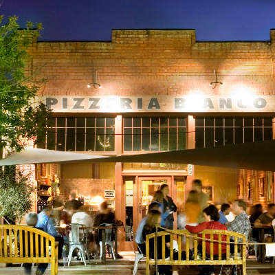 Pizzeria Bianco restaurant in Phoenix, Arizona.