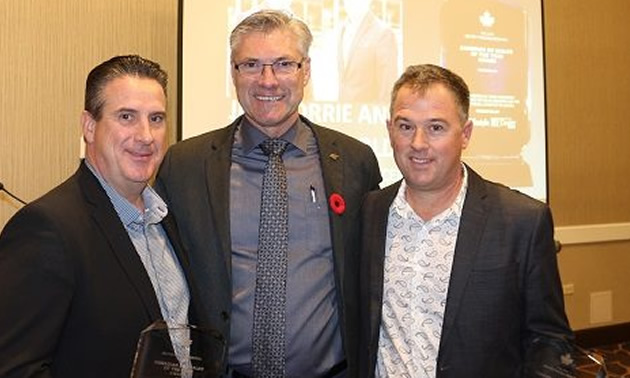 Congratulations to Jim Gorrie and Kevin Betzold of GNR Camping World in Winnipeg, Manitoba on winning the 2018 RV Lifestyle Magazine Canadian RV Dealer of the Year Award at the RVDA of Canada's Annual Meeting.