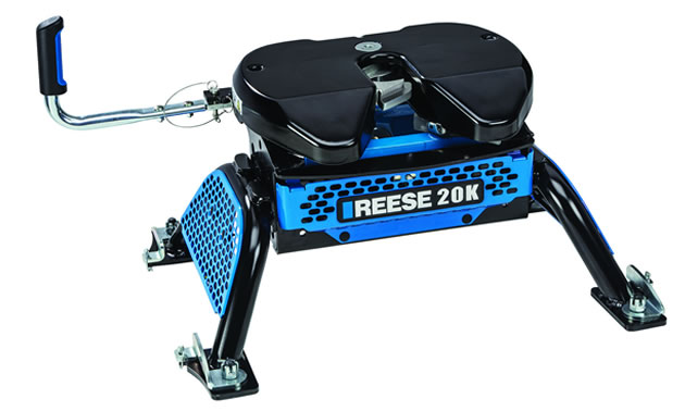 Reese M5 Fifth Wheel