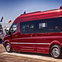 Roadtrek's new Touring Series