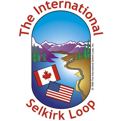 Graphic of the Selkirk Loop.
