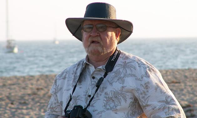 """Alvah """"Tug"""" Miller Jr., campground industry pioneer."""