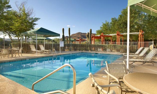 Eagle View RV Resort pool